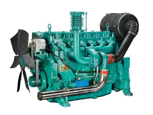 陆用发电用柴油机WP12