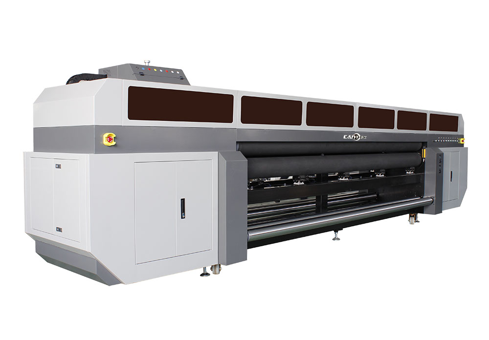 UV卷材打印机-柯尼卡1024i工业头