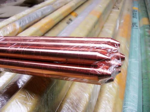 铜覆钢接地棒