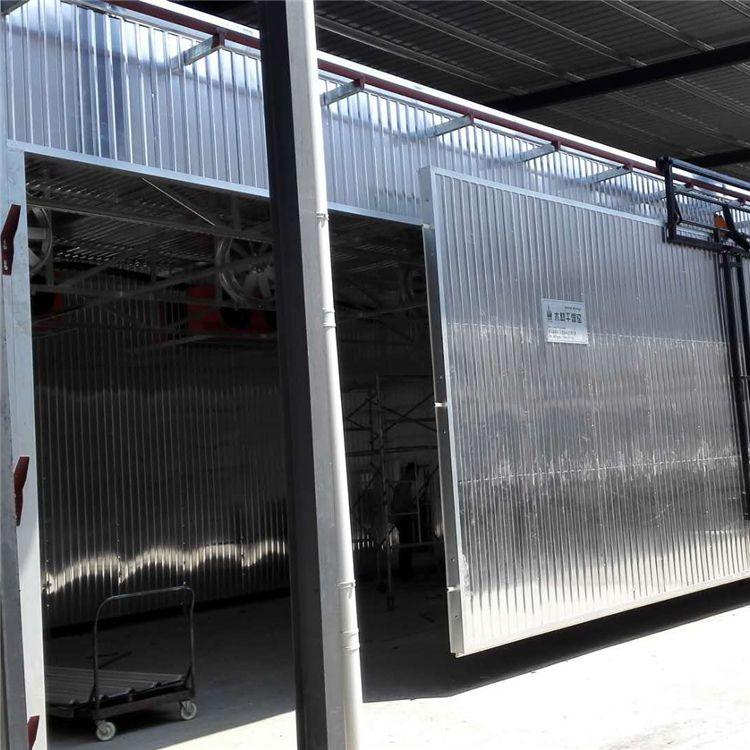 木材热处理窑 木材包装热处理干燥窑 木材包装热处理设备厂家