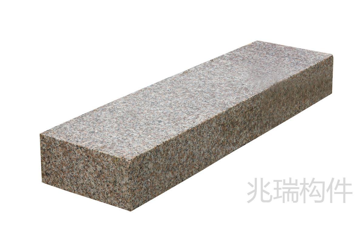 厂家直销  供应天然花岗岩 硬度强 抗压度强  规格尺寸可定制  价格优惠