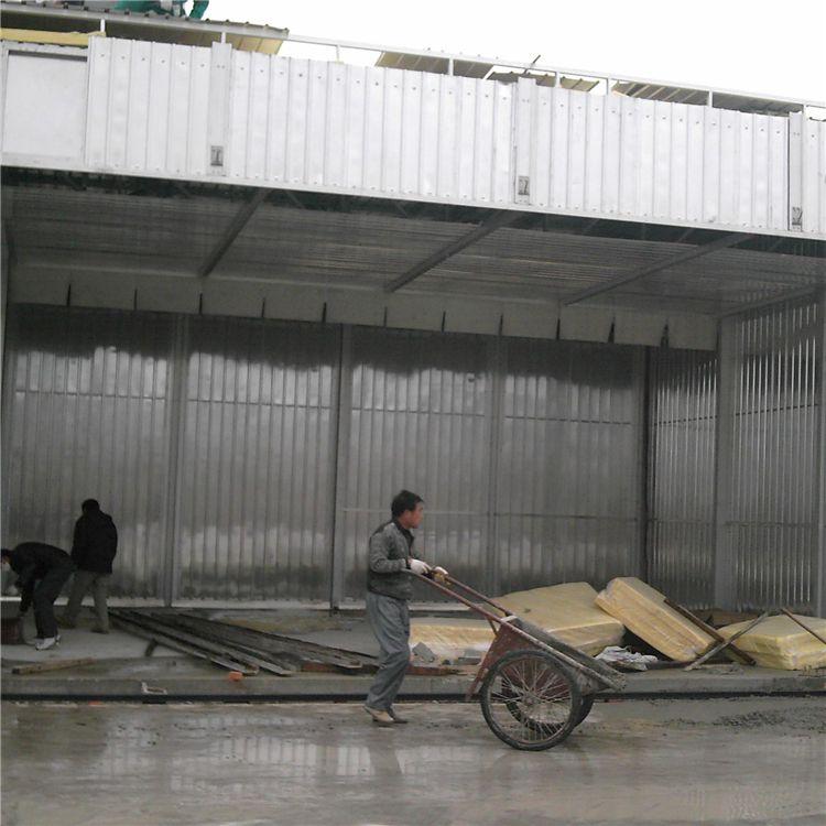 木材热处理窑 木材包装热处理干燥设备 南京木材热处理窑
