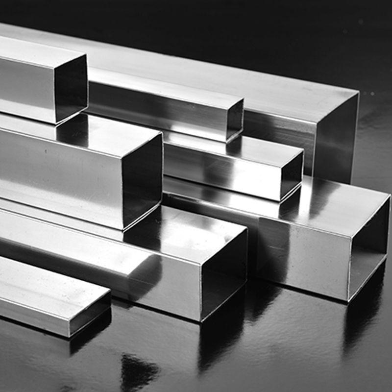不锈钢方管 规格齐全 不锈钢方管现货批发 不锈钢方管厂家直销