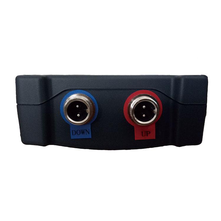 TDS-100B手持式超声波流量计 手持式超声波流量计 水液体便携式智能超声波流量计