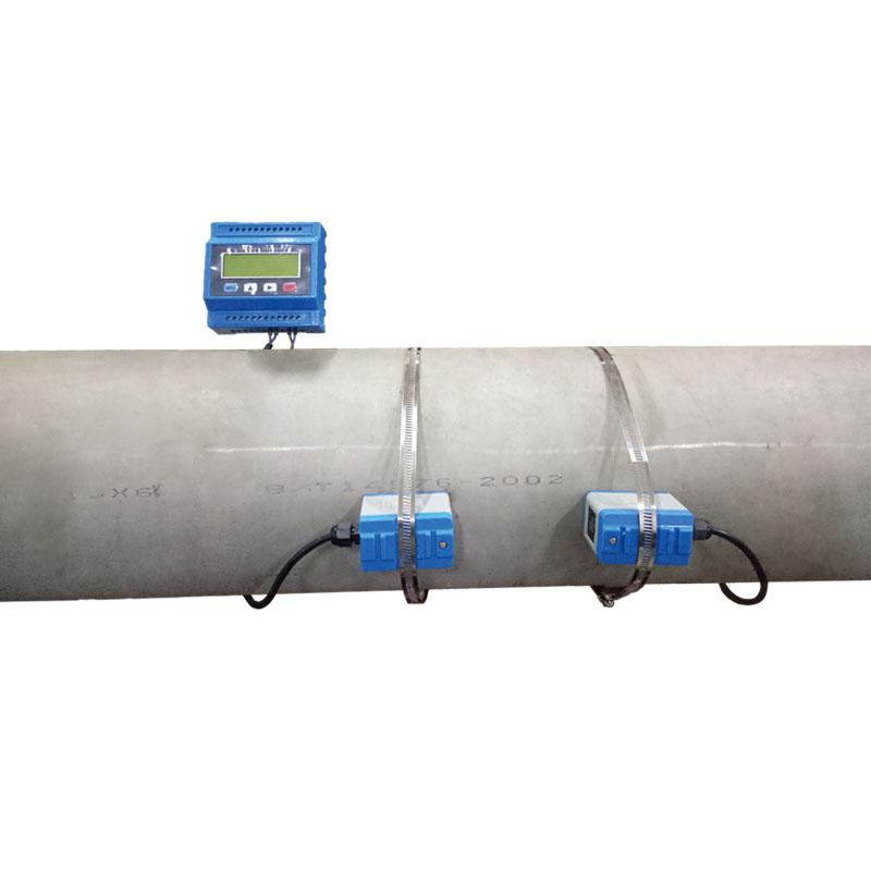 UTK-100B超声波流量计 超声波流量计 管道外夹式超声波流量计
