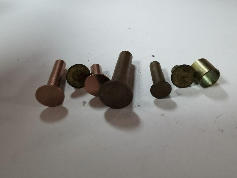 厂家直销空心铆钉 非标不锈钢空心铜铆钉 支持定制