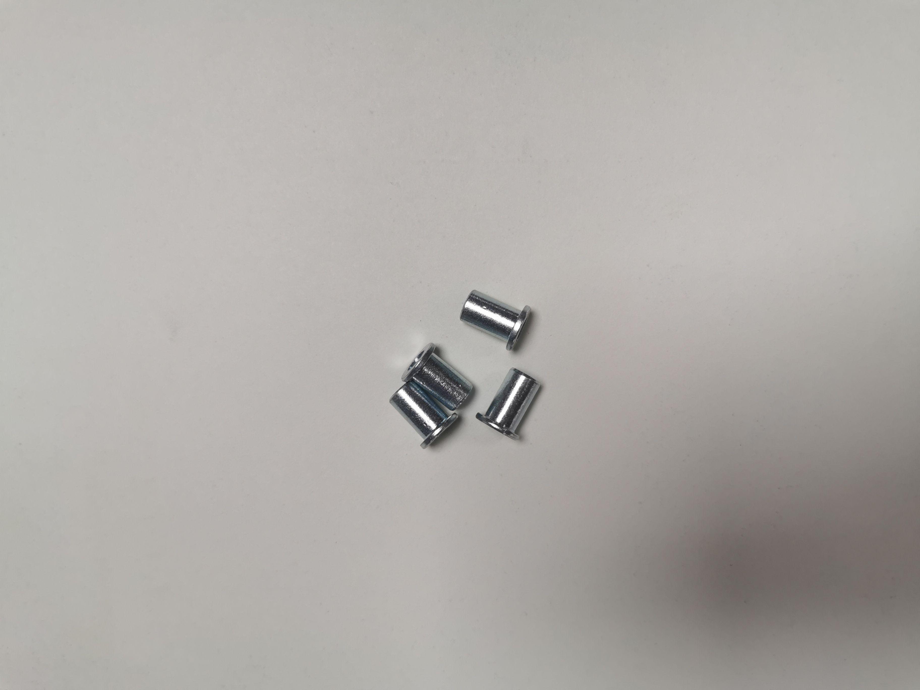 非标定制不锈钢空心铆钉 平头铆钉 可定制