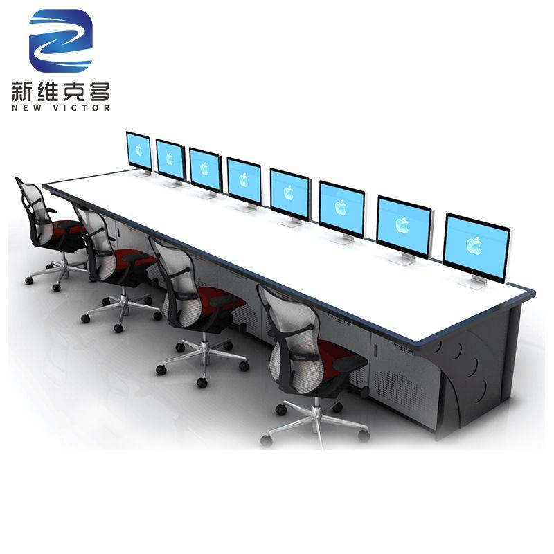 【维克多】厂家供应 会议台 演讲台 交易桌  加厚材料