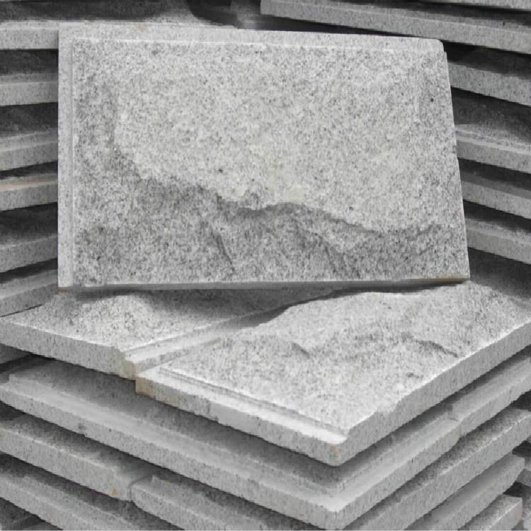 五莲红蘑菇石 可定制加工五莲红花岗岩;蘑菇石厂家