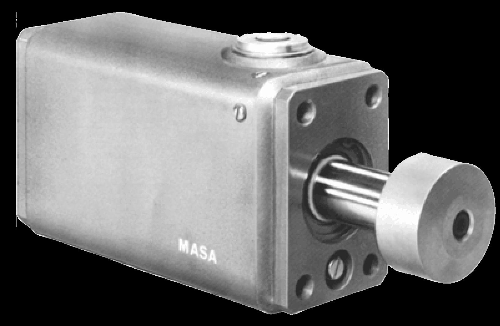 efdyn减震器MASA.1.125 X4 SS 04 30 98 Seris:31554