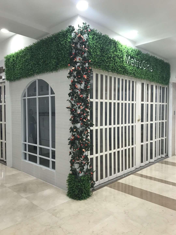 pvc折叠门 商铺PVC折叠门生产厂家