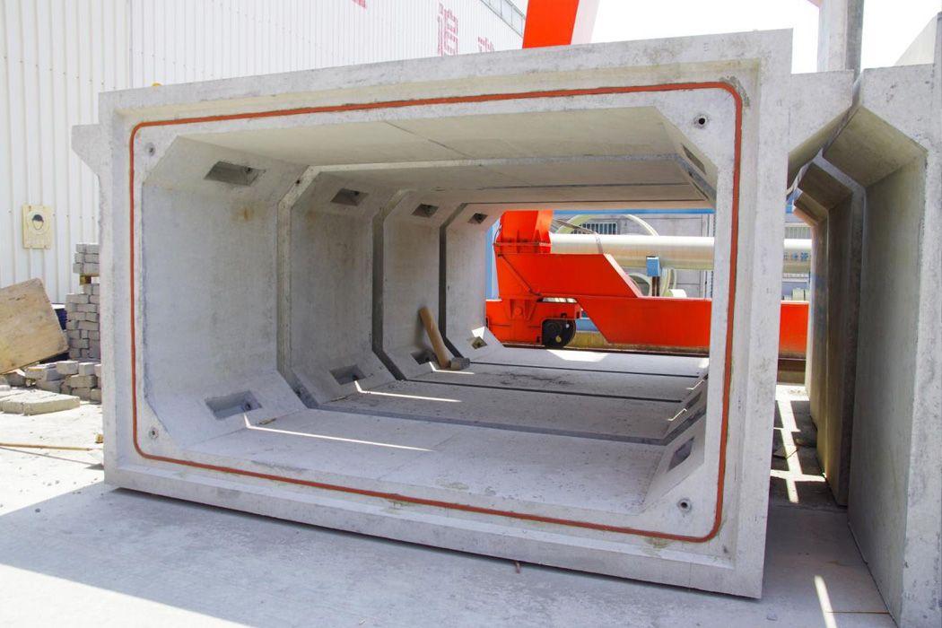 钢筋混凝土预制箱涵