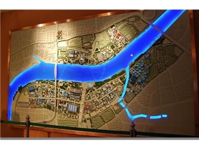 沙盘模型价格 区域规划沙盘厂家 城市区位模型定制