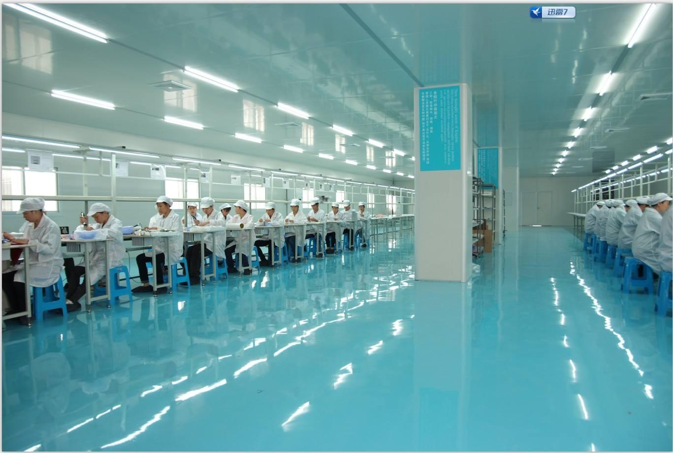 车间净化  印刷包装净化车间   生物医药净化车间  食品厂十万级净化车间
