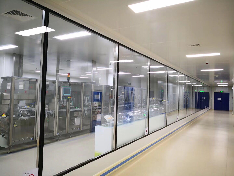 无尘净化工程安装  实验室净化系统安装工程