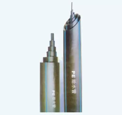 【鲁宁管业】专业生产 HDPE给水管  给水管生产厂家