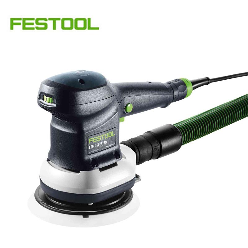 费斯托工具干磨机ETS150/5号电动偏心振动圆磨机电动偏心振动圆磨机 电动圆磨头