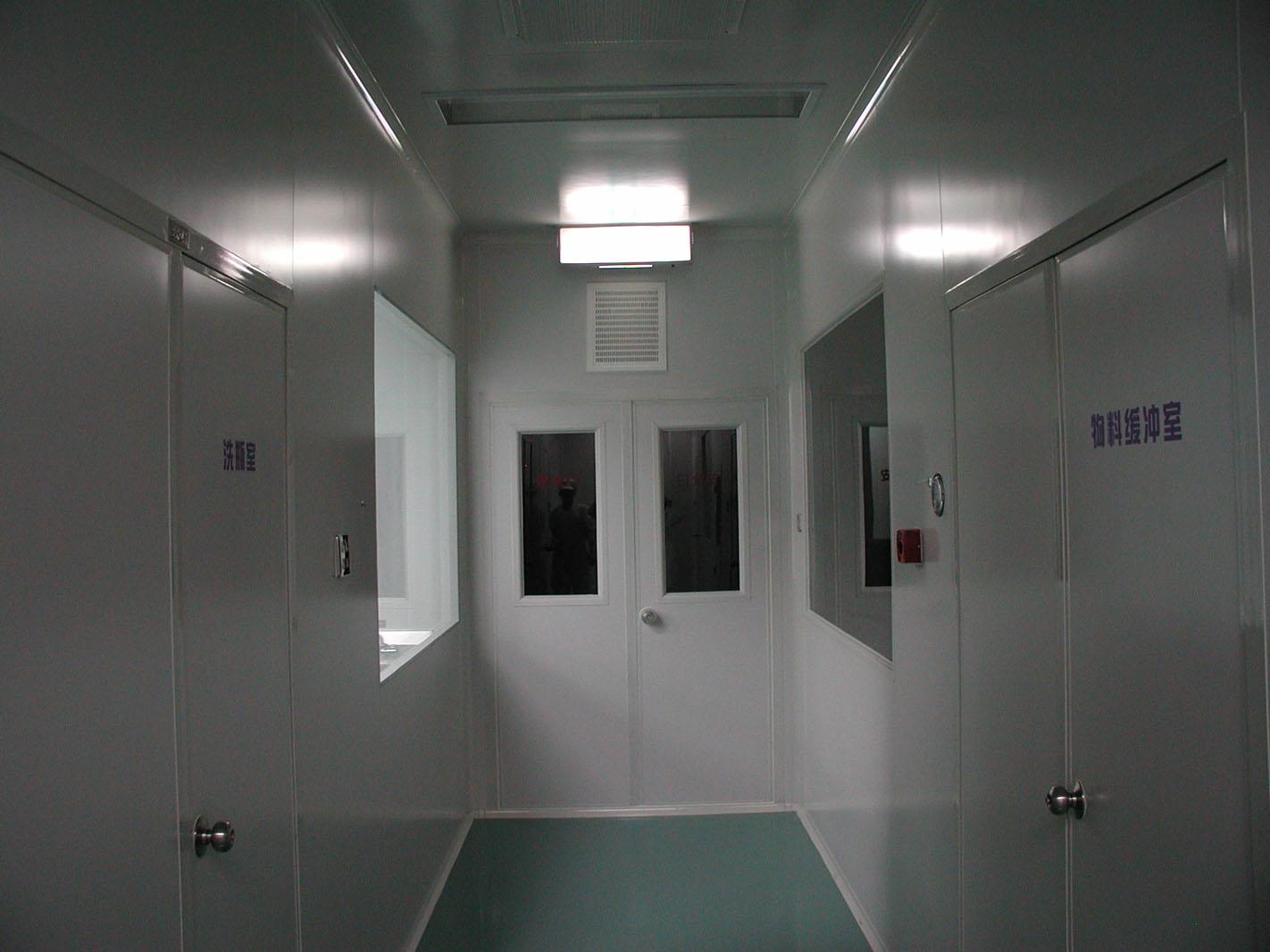 百级净化实验室 百级无菌室装修 洁净工程施工 净化实验室设计