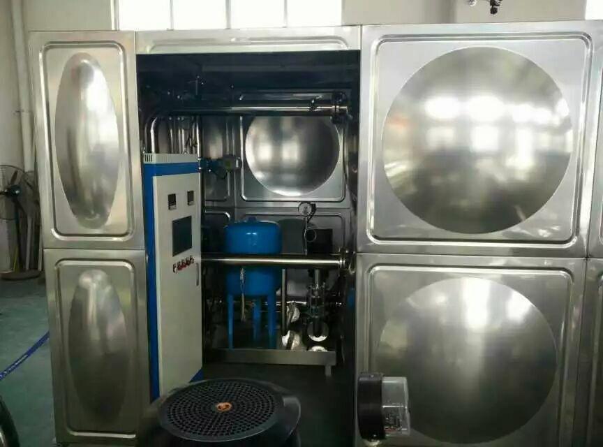 箱泵一体化供水设备  供水设备