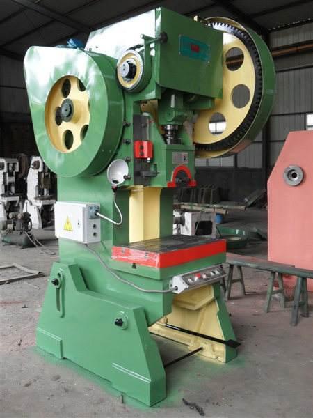 立式冲床厂家 企业现货供应冲床 生产批发冲床 设备性能优良