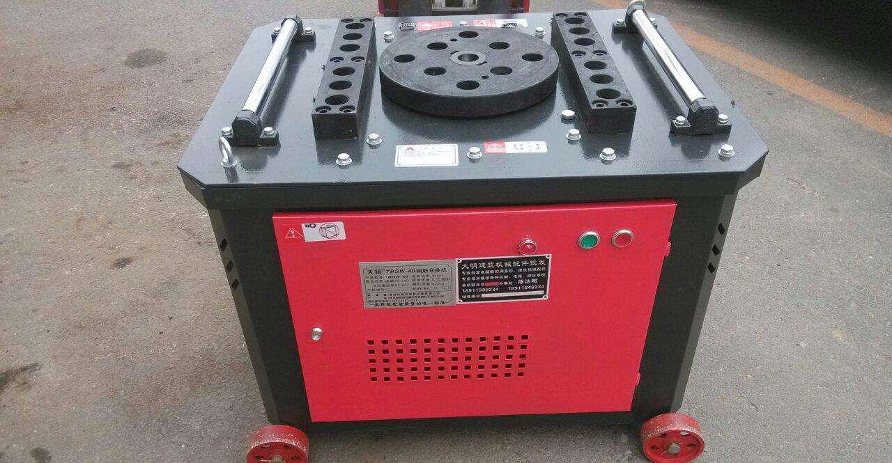小型数控钢筋弯曲机 自动数控钢筋弯曲机