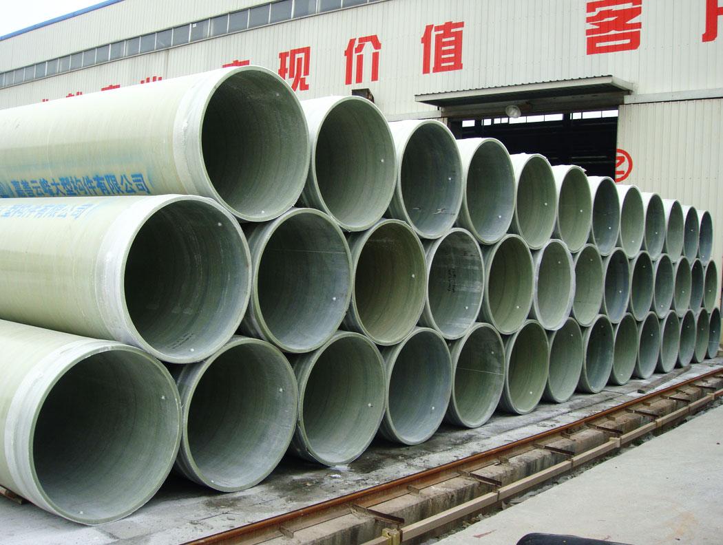 【云峰】玻璃钢夹砂顶管  玻璃钢工艺管 玻璃钢夹砂管道  经久耐用 品质保证