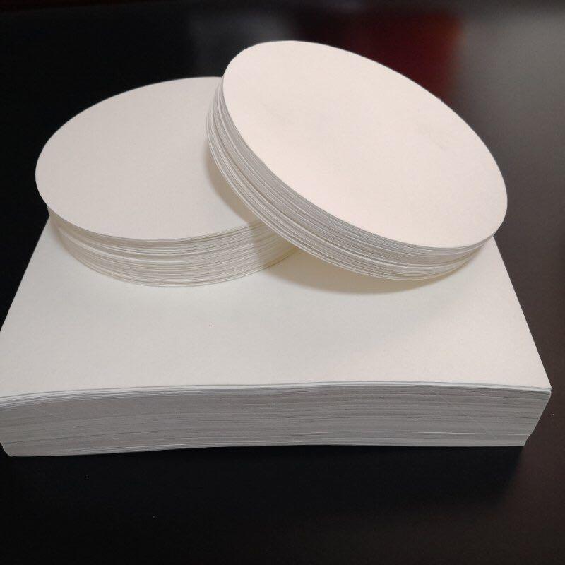优质 80g定性滤纸 大张滤纸 实验室试纸 全国包邮 尺寸定做