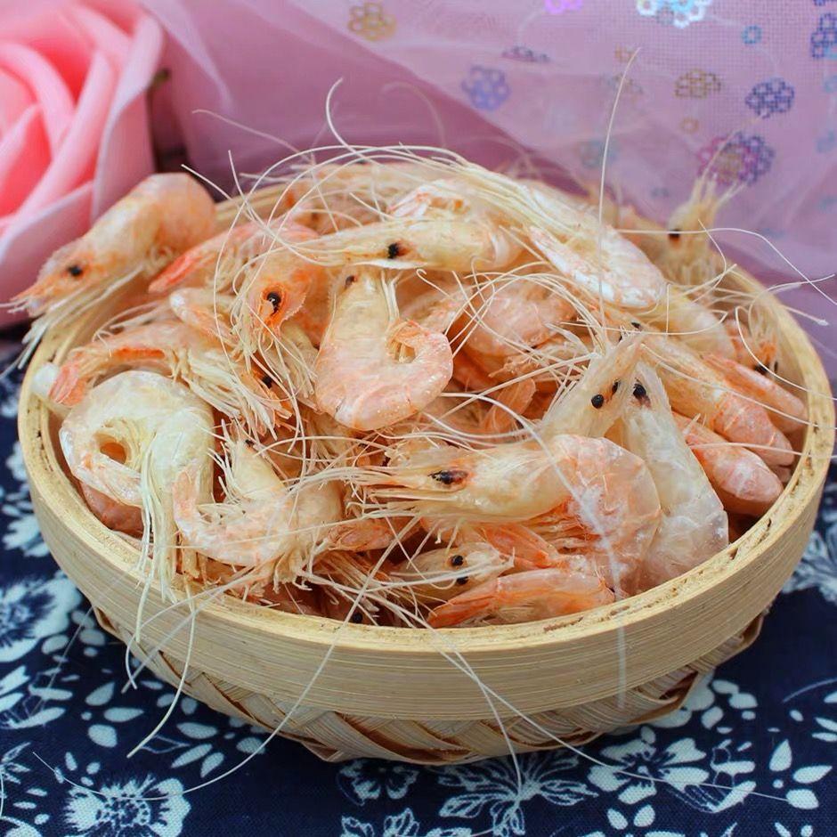 太湖干白虾