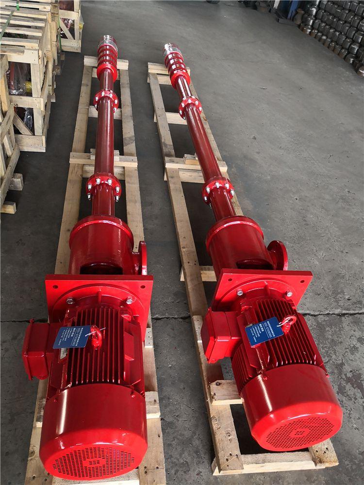 环亚 轴流深井消防泵 深井消防轴流泵 长轴泵