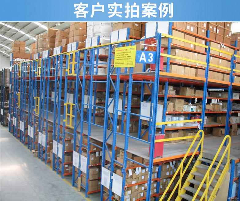 翔维 厂家直销置物架 重型货架 定制仓储货架子 托盘货架