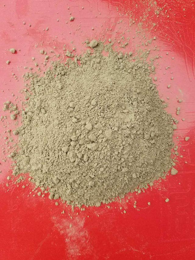 厂家供应 黄粘土 白粘土 白土粉 黄土粉 红陶土