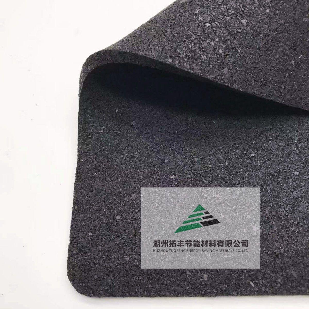 橡胶减振垫出售,建筑工程隔音减震专用