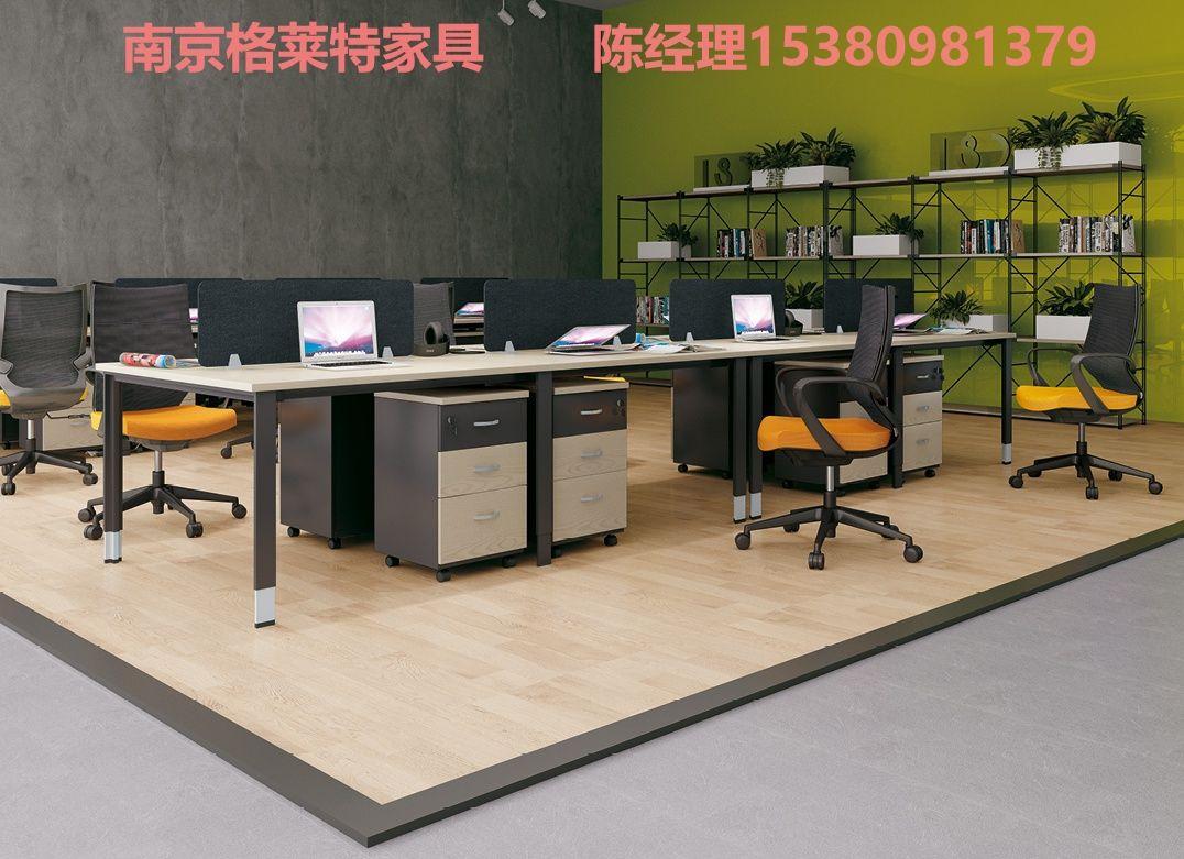 高档办公桌定做  南京定做高档办公桌椅