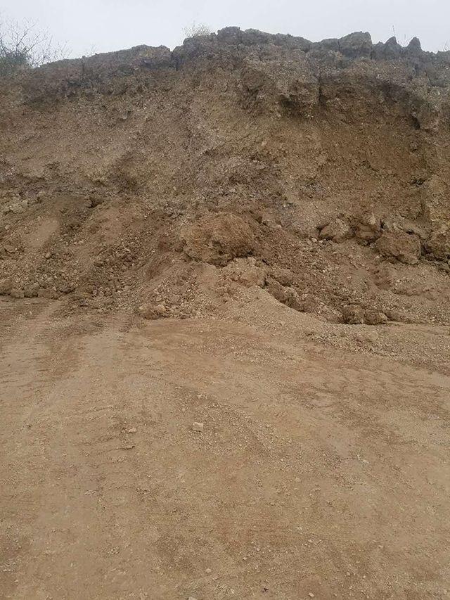 【友隆砂厂】厂家直销红粘土 耐高温红粘土 耐高温红陶土 黄陶土 黄粘土