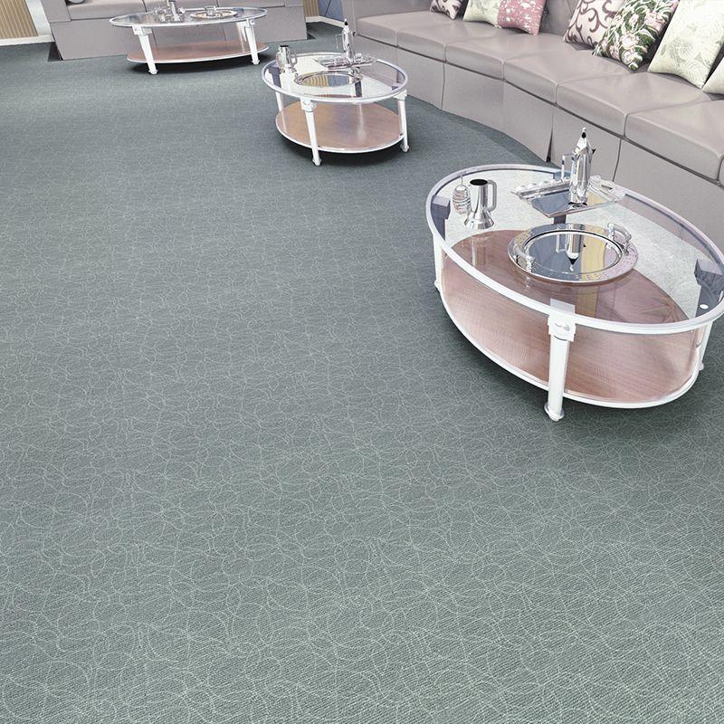 毯纹自粘地板