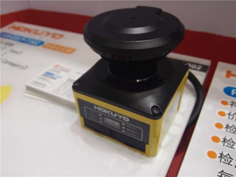 北阳激光传感器HOKUYO牌UAM-05LP-T301北阳安全激光雷达