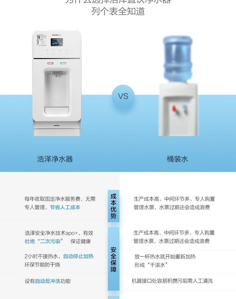 现货推荐  商务净水器 酒店净水器 反渗透净水设备