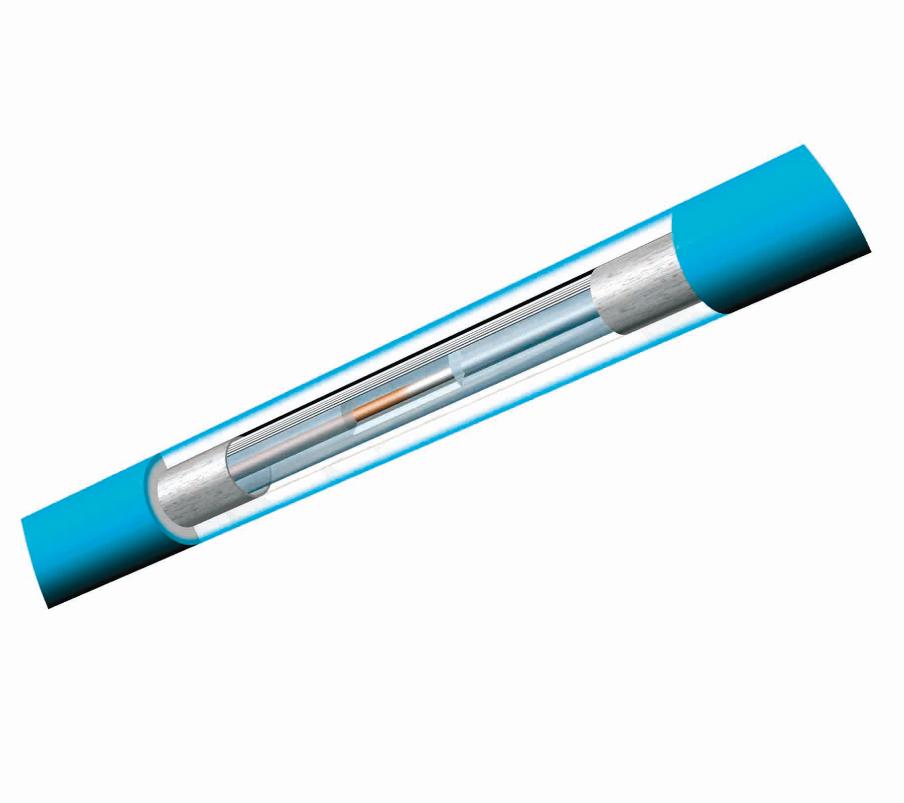 耐克森电缆单导 发热电缆 耐克森电地暖