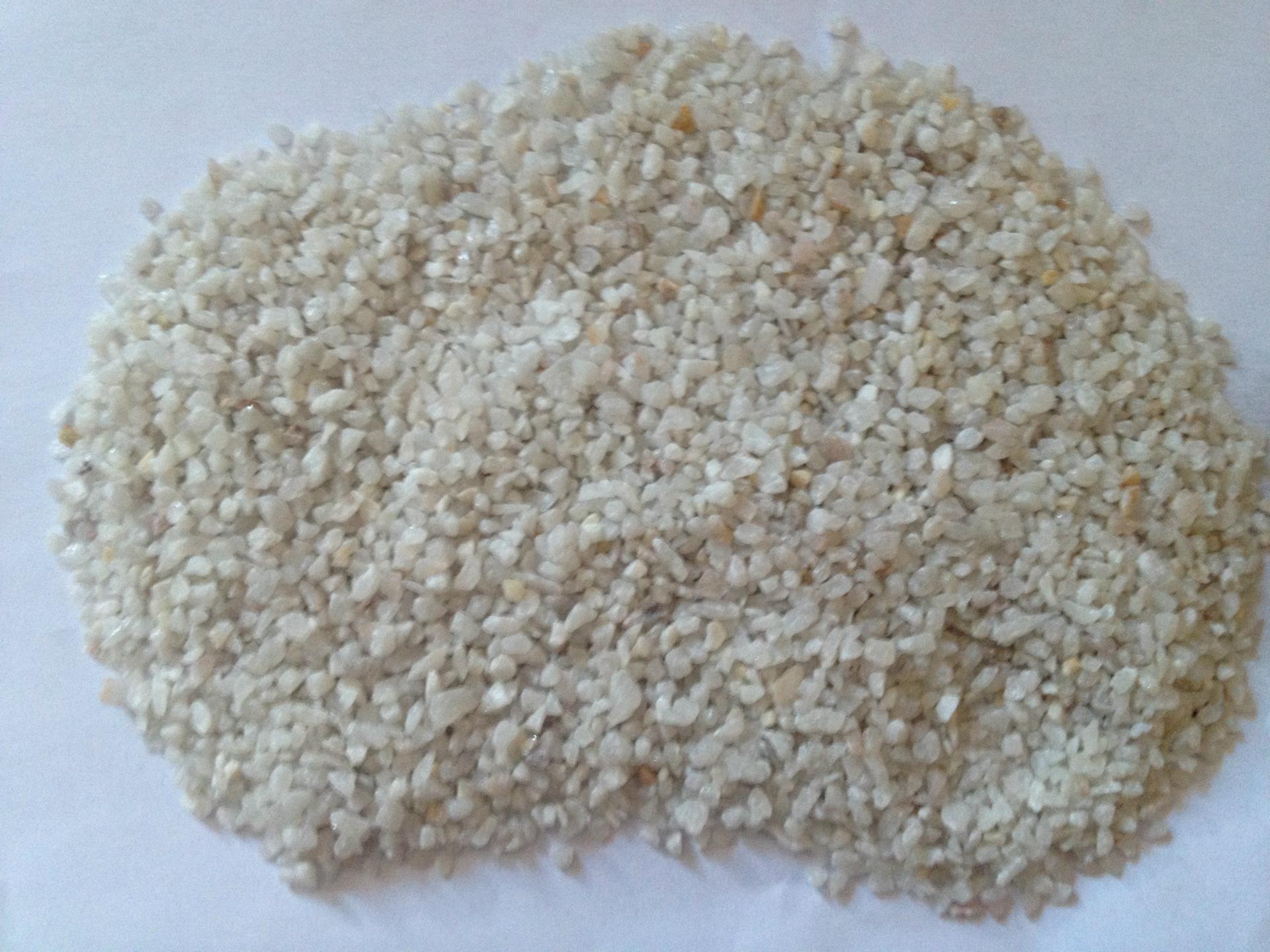 石英砂 石英砂滤料 石英砂价格,品质保证