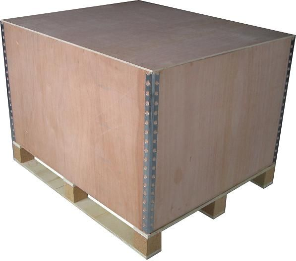 木包装箱  外包装箱  塑料包装箱   可拆卸木包装箱