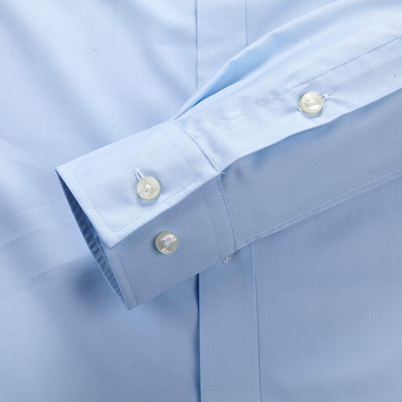 西装衬衫白衬衣团体工服订做  工装定制 团体衬衫定制