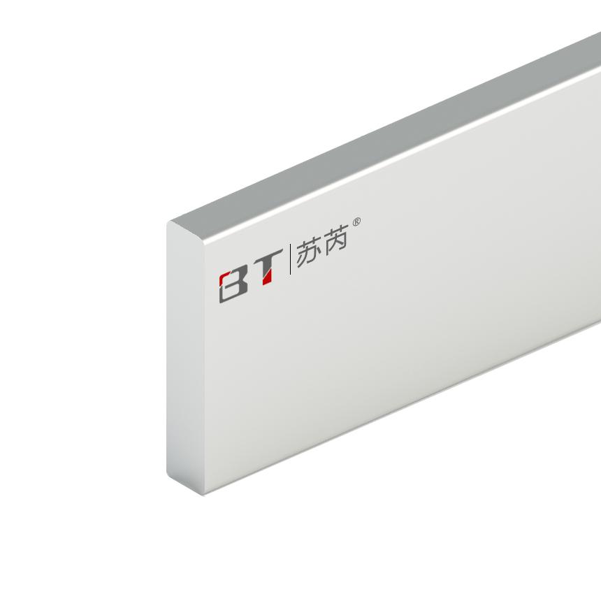 BET-BL-60×12 贝特扁铝 流水线铝材 国标铝型材 框架铝型材阳极氧化