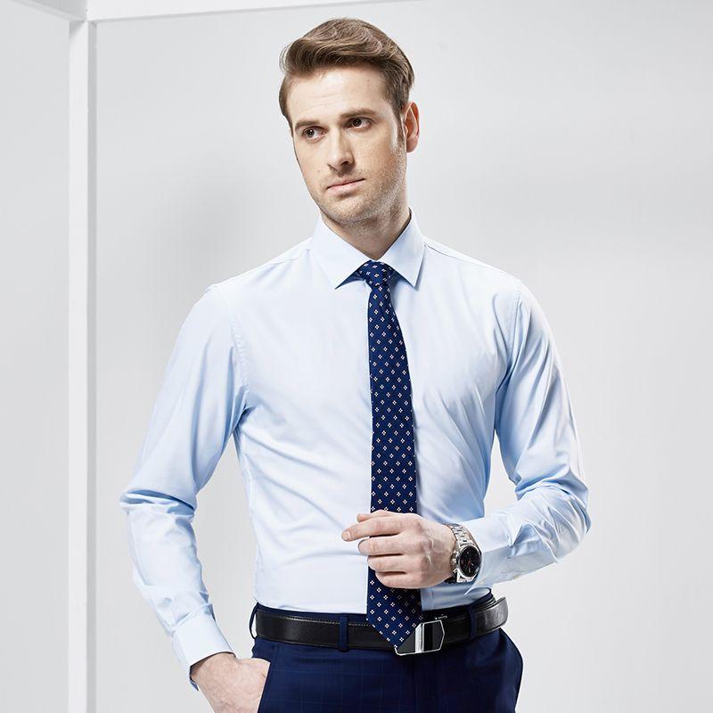 定做职业商务衬衫  团体衬衫定制_职业装定制
