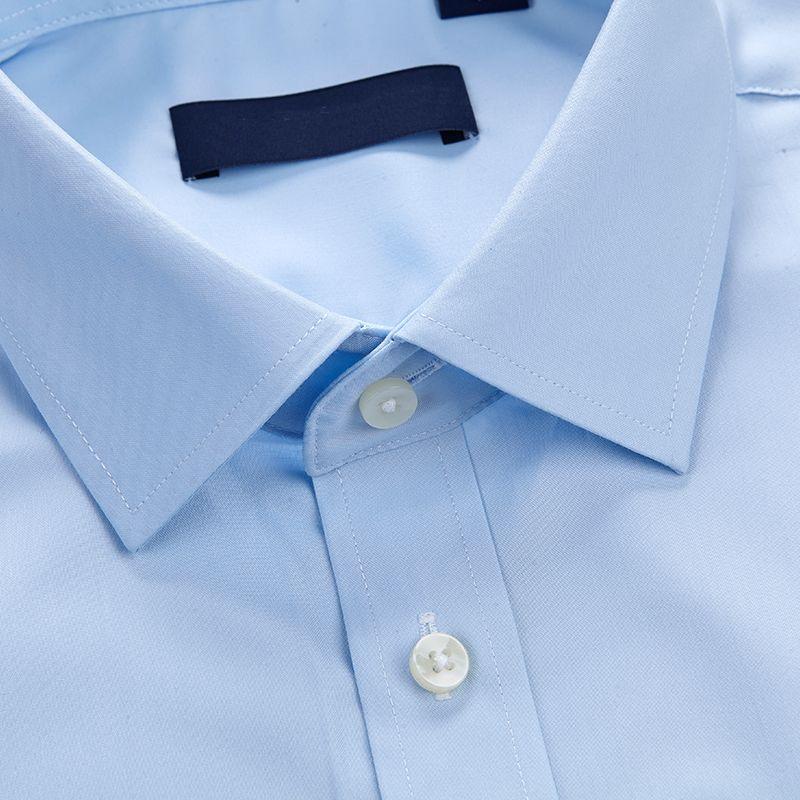 工作服定制 团体衬衫 职业套装  男士衬衫定制
