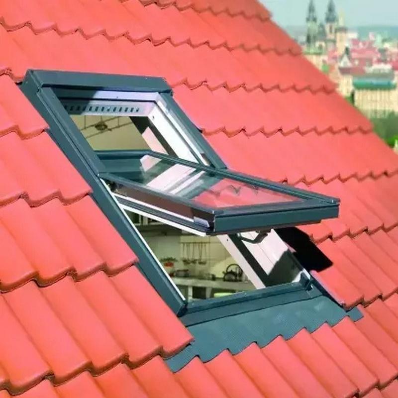 斜屋顶天窗 阁楼天窗  中悬窗 原装欧洲进口