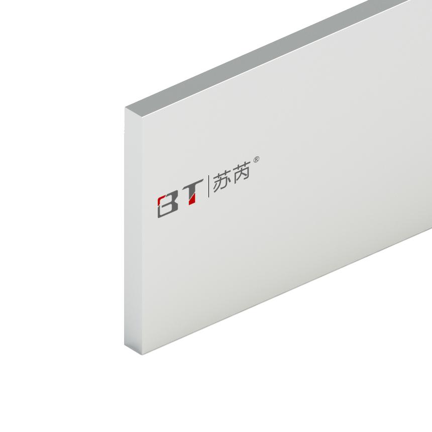 BET-BL-120×12 贝特扁铝 铝型材框架型材铝材 铝型材框架