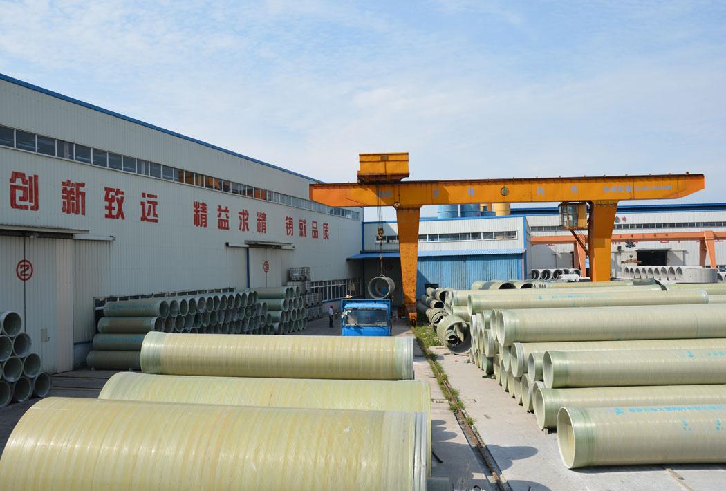 云峰管业  热销玻璃钢夹砂管 玻璃钢顶管 厂家直销