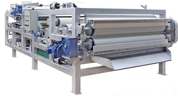 带式污泥浓缩压滤机 可定制 带式压滤机 直销 污泥脱水机