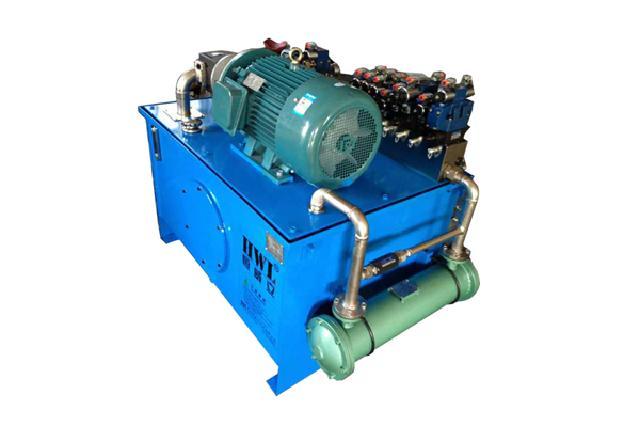 直销液压动力站 液压系统专业厂家  南通恒威立液压件