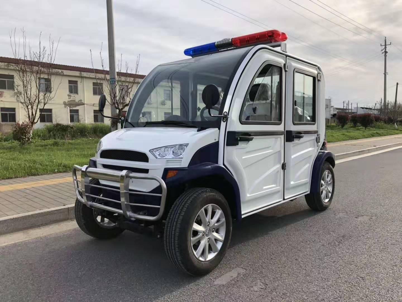 泽川ZC-半封闭四轮电动巡逻车